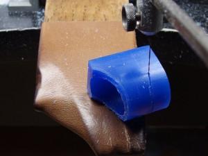 シルバーアクセサリーの作りからリングワックス8