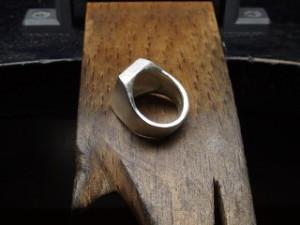 シルバーアクセサリーの作り方ワクス鋳造後6