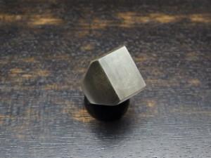シルバーアクセサリーの作り方原型1